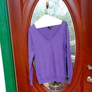 a.n.a. Purple Sweater